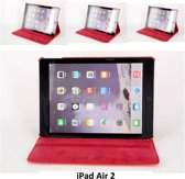 Book Case Tablet voor Apple iPad Air - Rood
