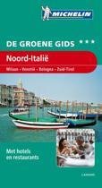 MICHELIN Groene reisgids Noord-Italie