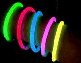 Luxe neon glow armbandje