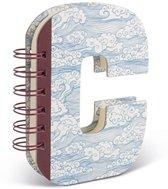 Alphabooks - Notebook - Letter C