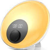 Gadgy Sleep & Wake- Up Light, multi color, Ø18 cm, wekkerradio
