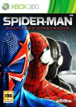 Spiderman: Shattered Dimensions
