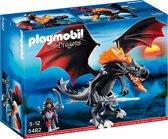 Playmobil Grote koningsdraak met lichtgevende vlam - 5482