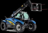 Britains - New Holland LM7.42 Telescooplader