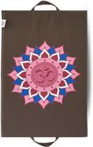 Accupressure spijkermat Om Lotus (68x42 cm)
