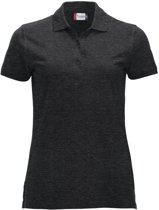 Classic Marion ds polo KM antraciet m