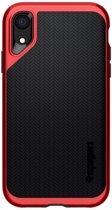 Spigen Neo Hybrid Backcover hoesje voor iPhone Xr - Rood