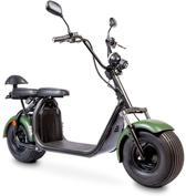Ecruiser X1 GROEN | Elektrische Scooter