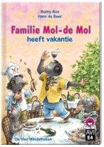 Hoera, ik kan lezen! - Familie Mol-de Mol heeft vakantie