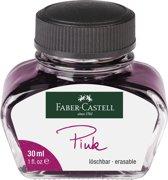 Faber Castell vulpeninkt roze flacon 30 ml