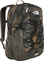 The North Face Borealis Classic Rugzak 29 liter - Burnt Olive Green / Waxed Camo Print