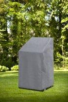 Distri-Cover Beschermhoes stapelstoel 4-6 stapelbare stoelen 66x66x128/88 (lxbxh)