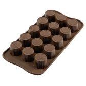 Silikomart Chocolade Mal Praline