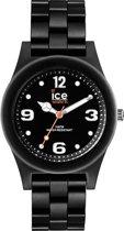 Ice-Watch ICE slim matte IW016246 horloge - Polyamide - Zwart - Ø 36 mm