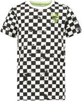 Garcia Jongens T-Shirt - broken white - Maat 164/170