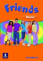 Friends Starter (Global) Students' Book