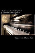 Tadaram Maradas' Chapbook of Recorded Poem Lyrics (C)