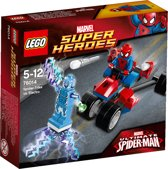 LEGO Super Heroes Spider-Trike vs. Electro - 76014