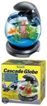Tetra Cascade Globe Aquarium - 6.8L - Zwart