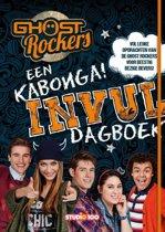 Ghost Rockers – Mijn Kabonga invulboek
