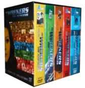 De Wrekers - Complete Collection Limited Edition 40 dvd set
