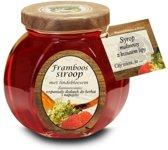 Framboos siroop met lindebloesem 150ml