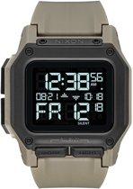 Nixon regulus A11802711 Mannen Quartz horloge