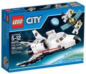LEGO City Space Shuttle Hulpvoertuig - 60078