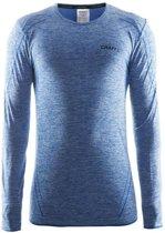 Craft Active Comfort Roundneck Ls Sportshirt Heren - Sw.Blue