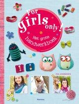 For Girls Only! - Het grote handwerkboek
