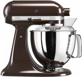 KitchenAid Artisan 5KSM175PSEES - Keukenmachine - Espresso