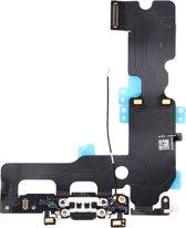 Let op type!! Charging Port Flex Cable for iPhone 7 Plus (Black)