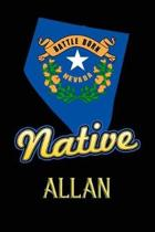 Nevada Native Allan