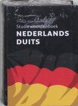 Van Dale Studiewoordenboek Nederlands-Duits