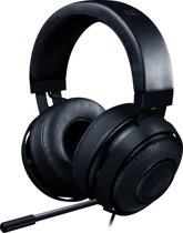 Razer Kraken Pro V2 Round - On Ear - Gaming Headset - PS4 + PC + MAC + Xbox One - Zwart