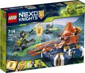 LEGO NEXO KNIGHTS Lance's zweefjouster - 72001
