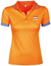 Harry's Horse Polo Dutch Orange M oranje