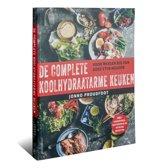 Boekomslag van 'De complete koolhydraatarme keuken'