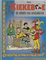 Kiekeboe 092 De Heeren Van Scheurbuyck