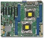 Server MB Super Micro 2xLGA 2011/ATX/2x1Gb LAN X10DRL-I zonder OS