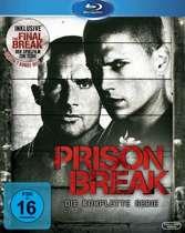 """Prison Break Season 1-4 (+ Spielfilm """"Final Break"""") (Blu-ray)"""