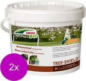 Dcm Naturapy Tree-Shield - Gewasbescherming - 2 x 3 l