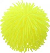 Johntoy Fluffy Bal Geel 140 Mm