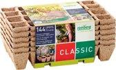 Kokos potjes vierkant 5 cm - biologisch afbreekbaar en turfvrij - set van 144 stuks