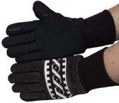 Warme Winter Handschoenen - Bruin -  Maat L/XL