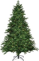 Black Box Brampton Spruce - Kunstkerstboom 215 cm hoog - Met energiezuinige LED lampjes