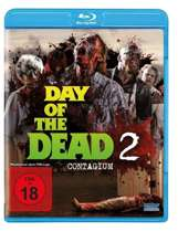 Day of the Dead 2: Contagium (blu-ray)