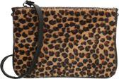 Charm Elisa clutch/schoudertasje S luipaard