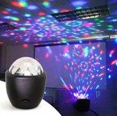 USB LED Disco Light| Feestlicht | Sfeerlicht | Discolamp | Kinderfeestje | Discofeestje | Discobal | Disco |