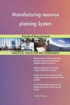 Manufacturing Resource Planning System Standard Requirements